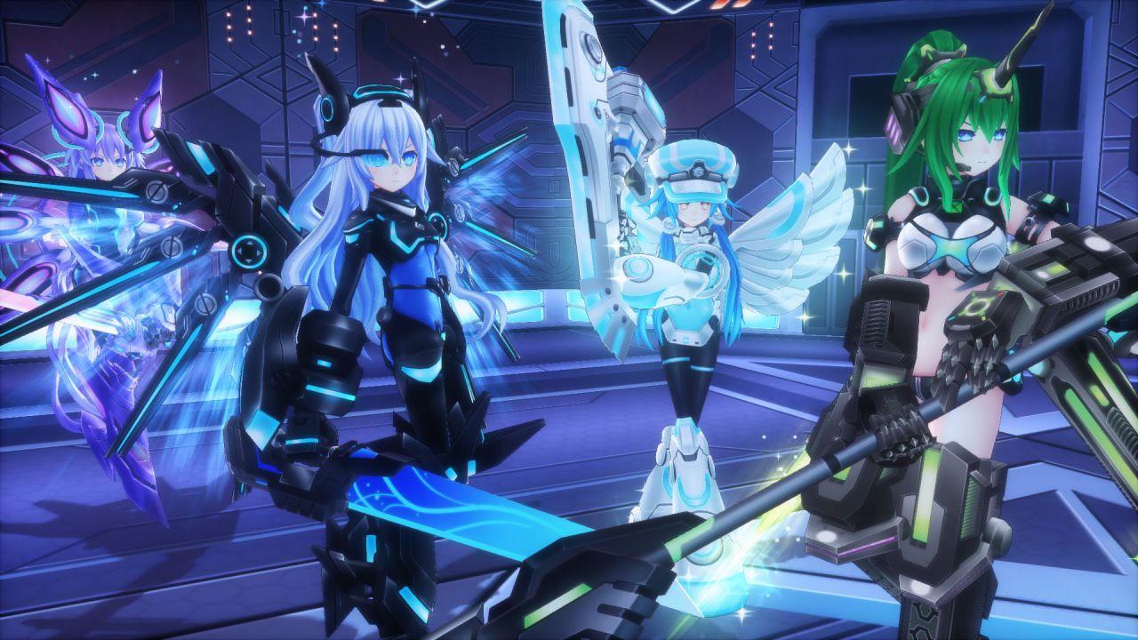 Megadimension Neptunia VII debutterà il 12 febbraio in Europa