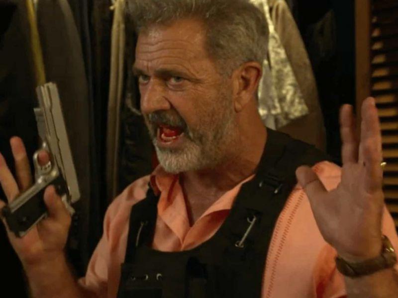 Mel Gibson contro i ladri e un uragano nel primo trailer di Force of Nature