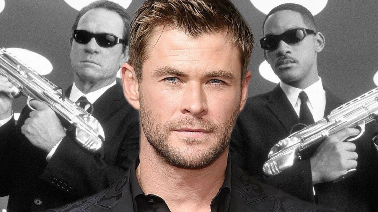 Men in Black, lo spin/off reboot con Chris Hemsworth sarà girato il prossimo giugno