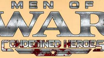 Men of War: Condemned Heroes : nuovo sito e teaser trailer
