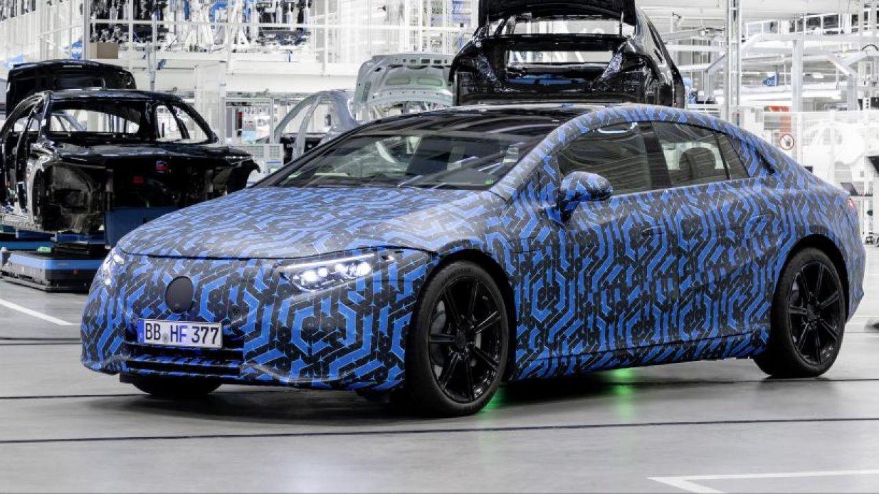 Mercedes-Benz in piena rivoluzione elettrica: in arrivo ben 6 nuovi modelli