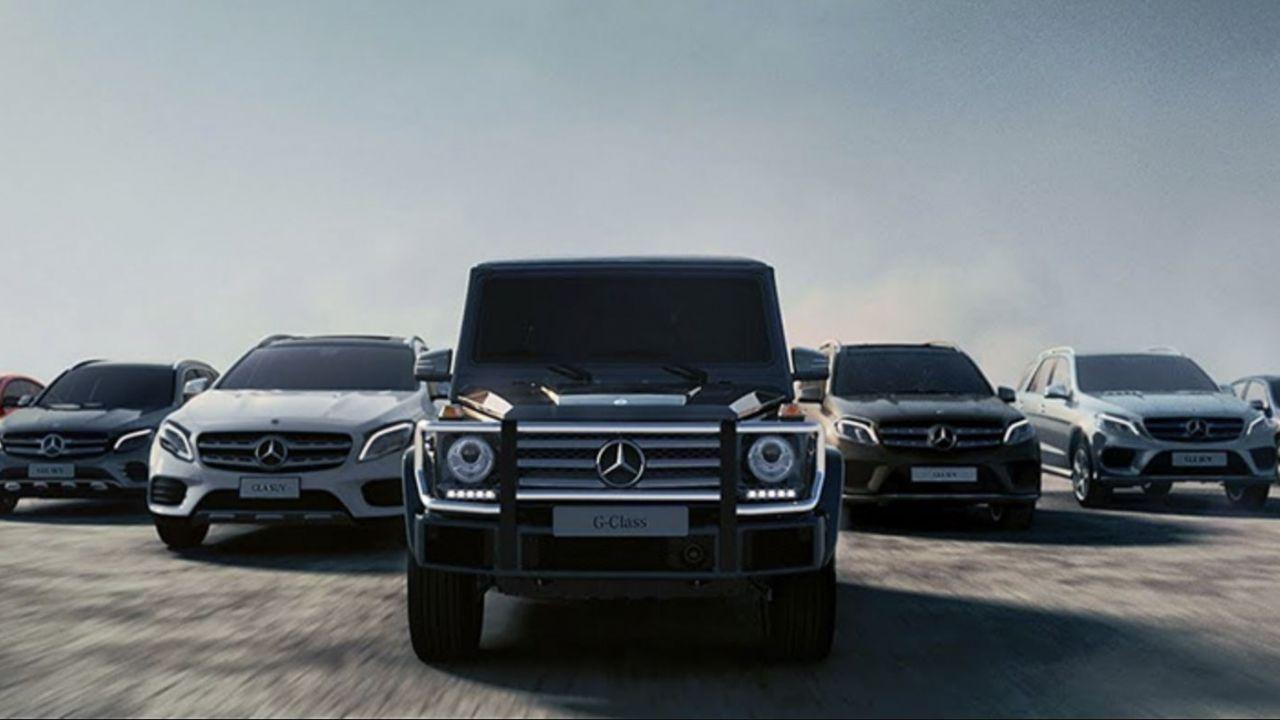 Mercedes si prepara a ripulire la sua line-up: meno modelli, pianali e motori