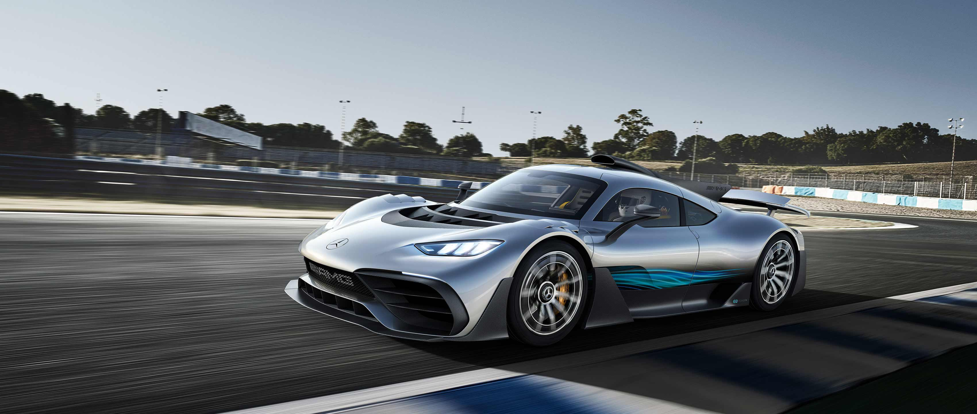 mercedes presenta la hypercar amg project one e trolla bmw ironia su twitter. Black Bedroom Furniture Sets. Home Design Ideas