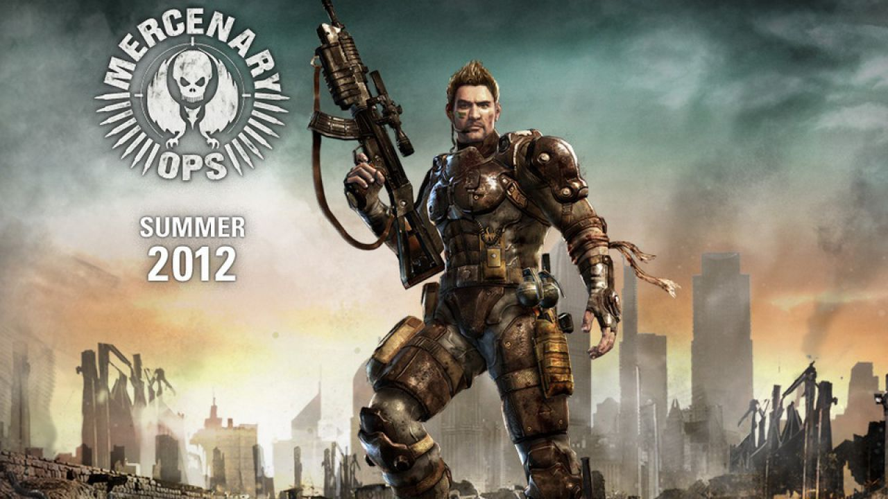 Mercenary Ops: le iscrizioni alla Closed Beta aperte su Facebook