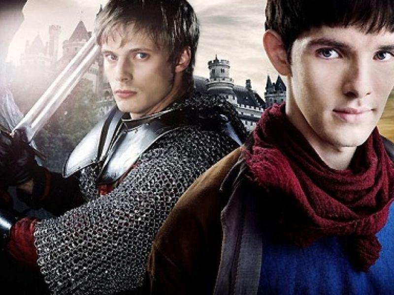 Merlin: 5 buoni motivi per rivedere la serie fantasy