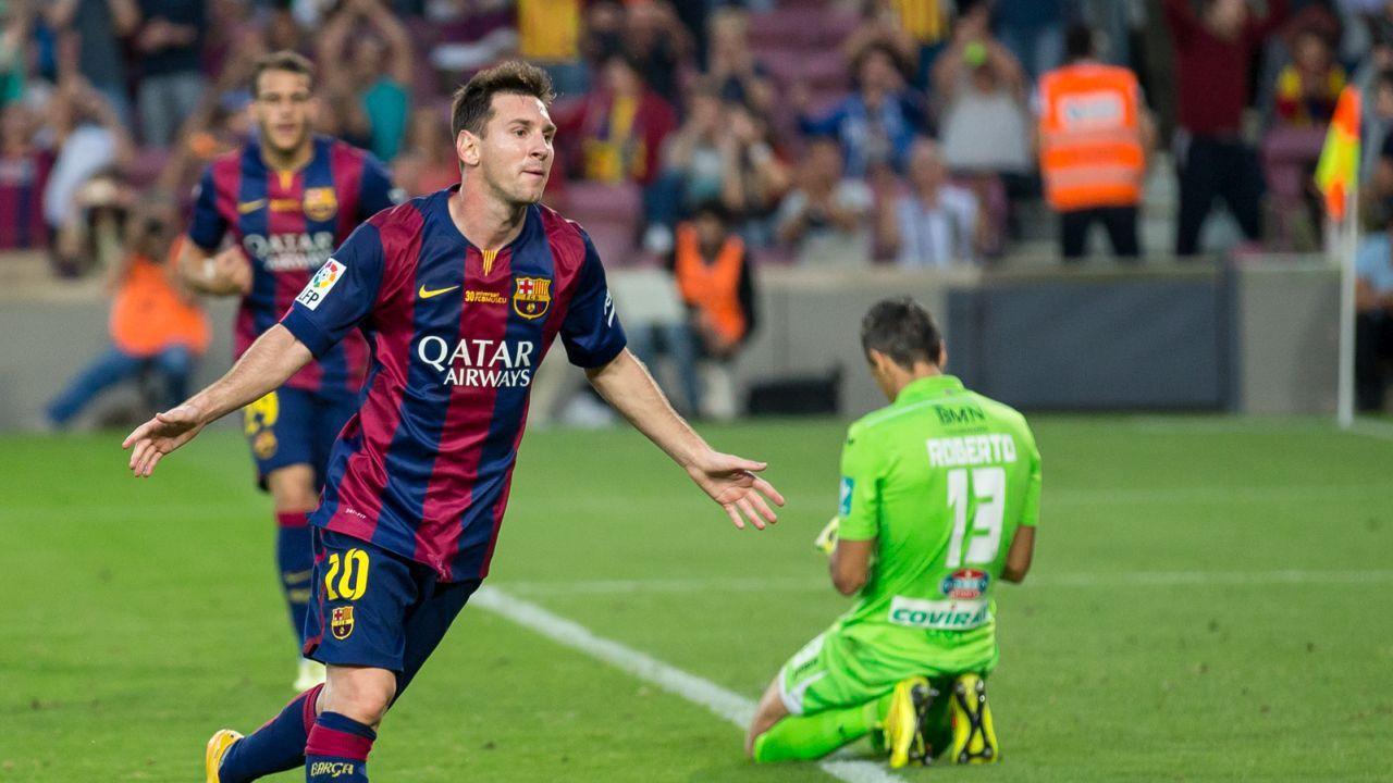 Messi, storia di un campione: nuovo trailer per il film-evento
