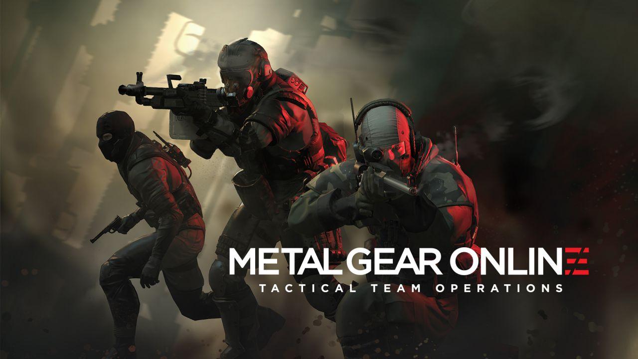 Metal Gear Online: aperte le iscrizioni per il primo torneo globale