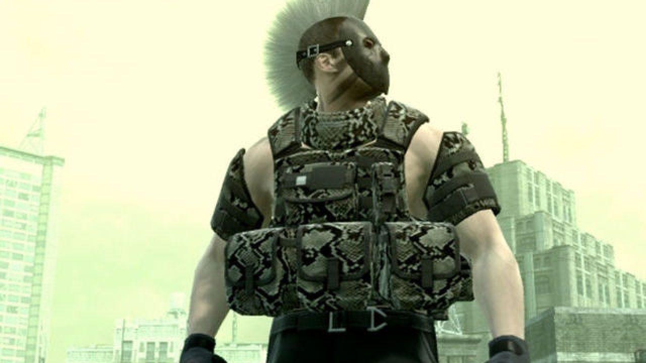 Metal Gear Online: in arrivo un nuovo update