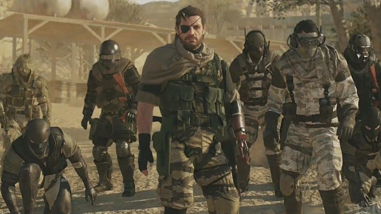 Metal Gear Online sarà incluso in Metal Gear Solid 5: The Phantom Pain