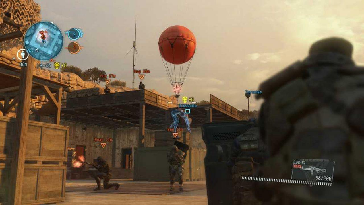 Metal Gear Online: Konami offre alcuni contenuti bonus per scusarsi dei disservizi