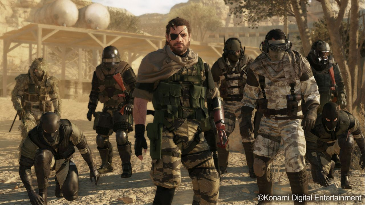 Metal Gear Online per PC esce dalla fase beta