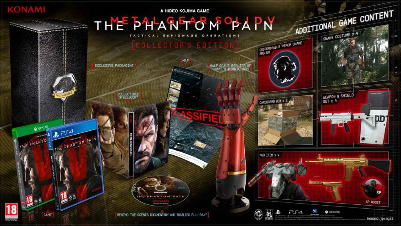 Metal Gear Online: prime immagini ufficiali pubblicate da Konami