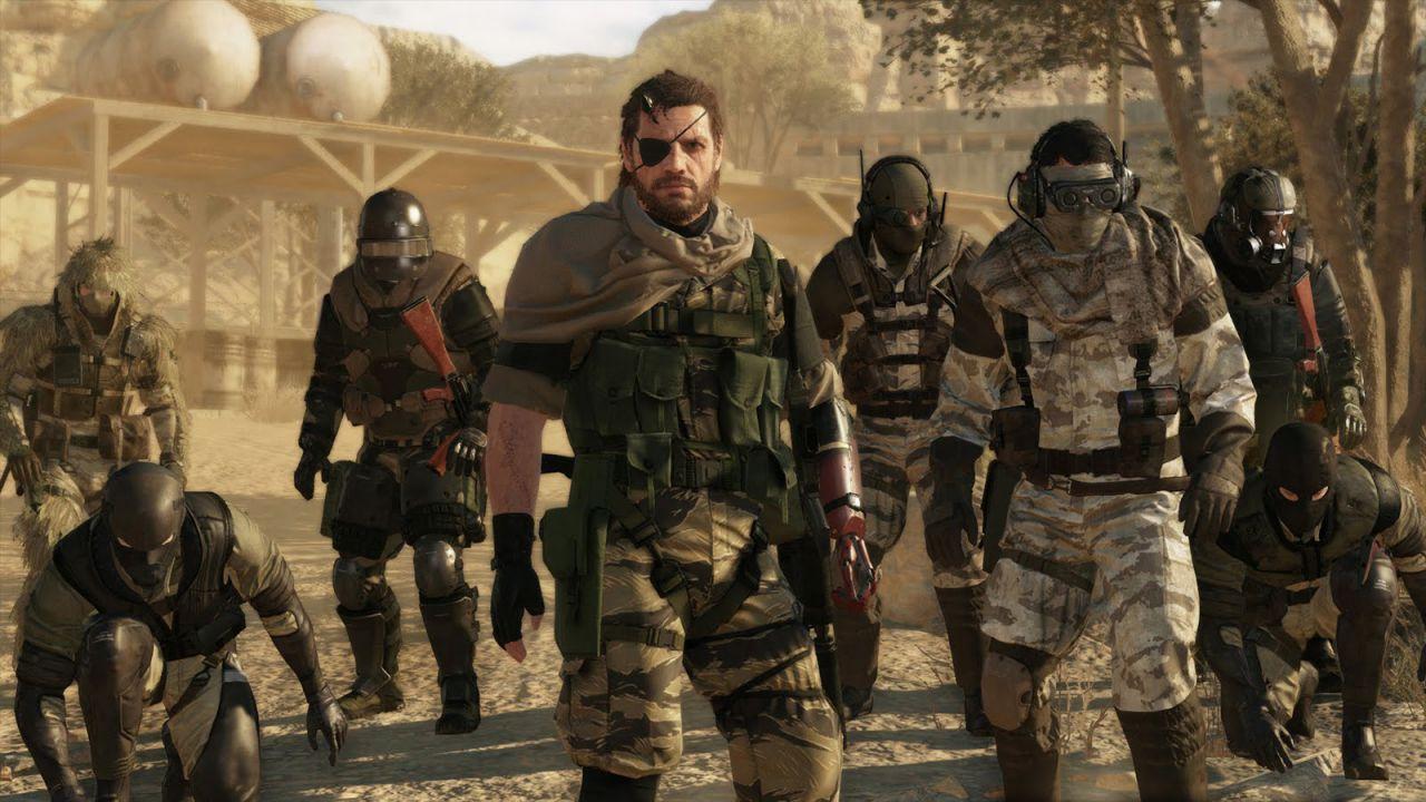 Metal Gear Online si aggiorna e riceve la Modalità Sopravvivenza