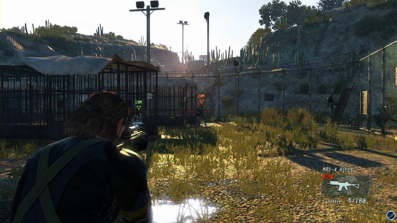 Metal Gear Online supporterà le partite personalizzate per diversi numeri di giocatori