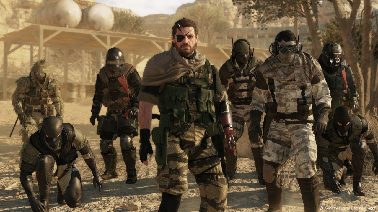 Metal Gear Online verrà mostrato al Tokyo Game Show?