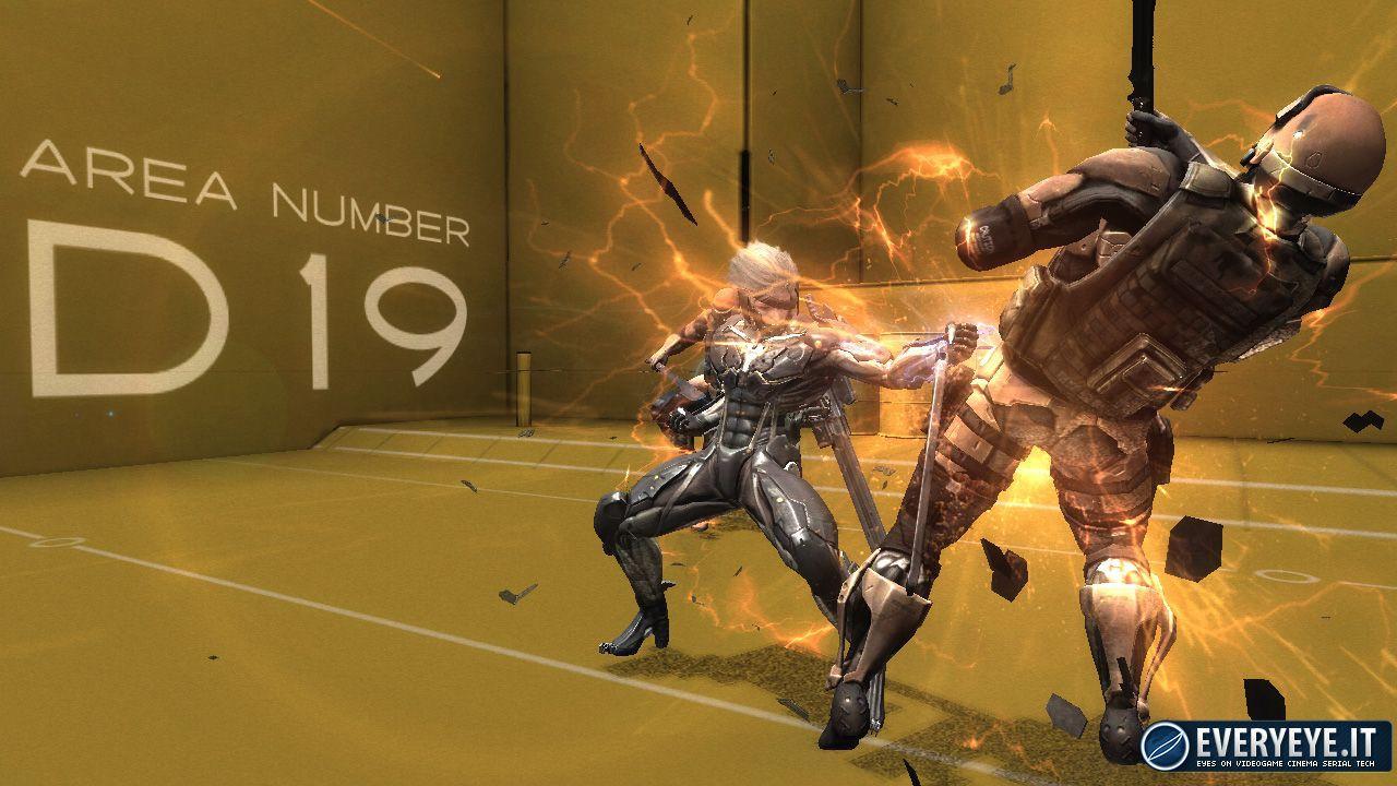 Metal Gear Rising: confermata la data di uscita delle missioni VR