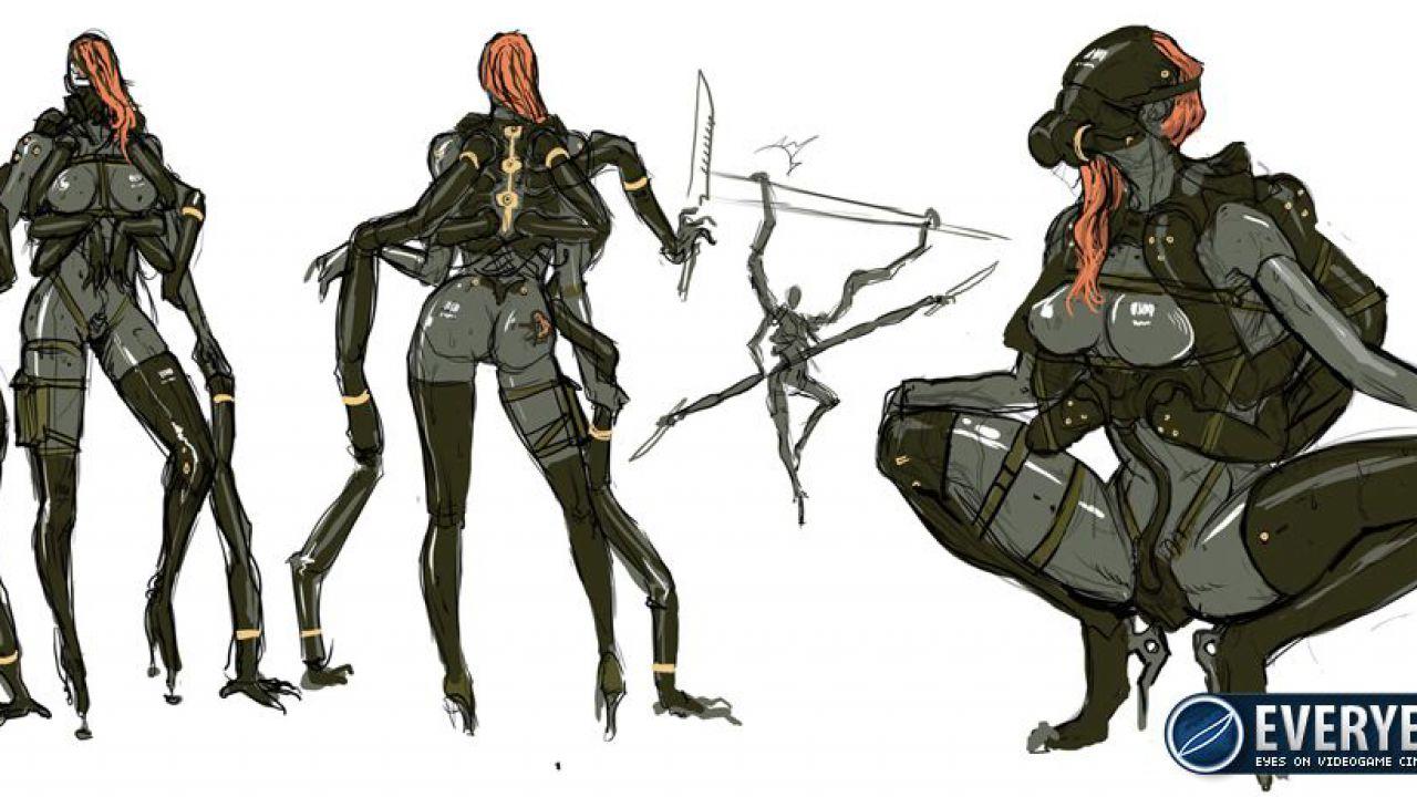 Metal Gear Rising: la demo occidentale arriverà a Gennaio su Xbox 360 e PS3