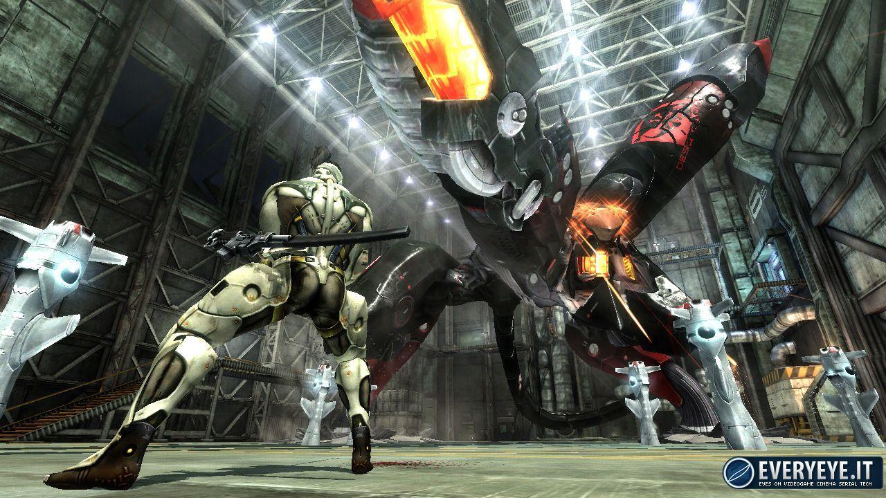 Metal Gear Rising: i due DLC di Jet Stream Sam e Blade Wolf usciranno ad Aprile