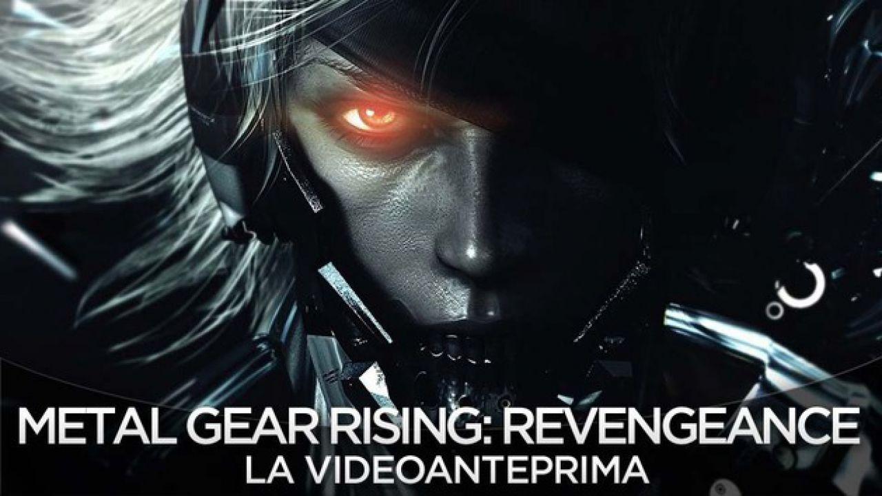 Metal Gear Rising: l'Inghilterra si prepara al lancio con dei graffiti
