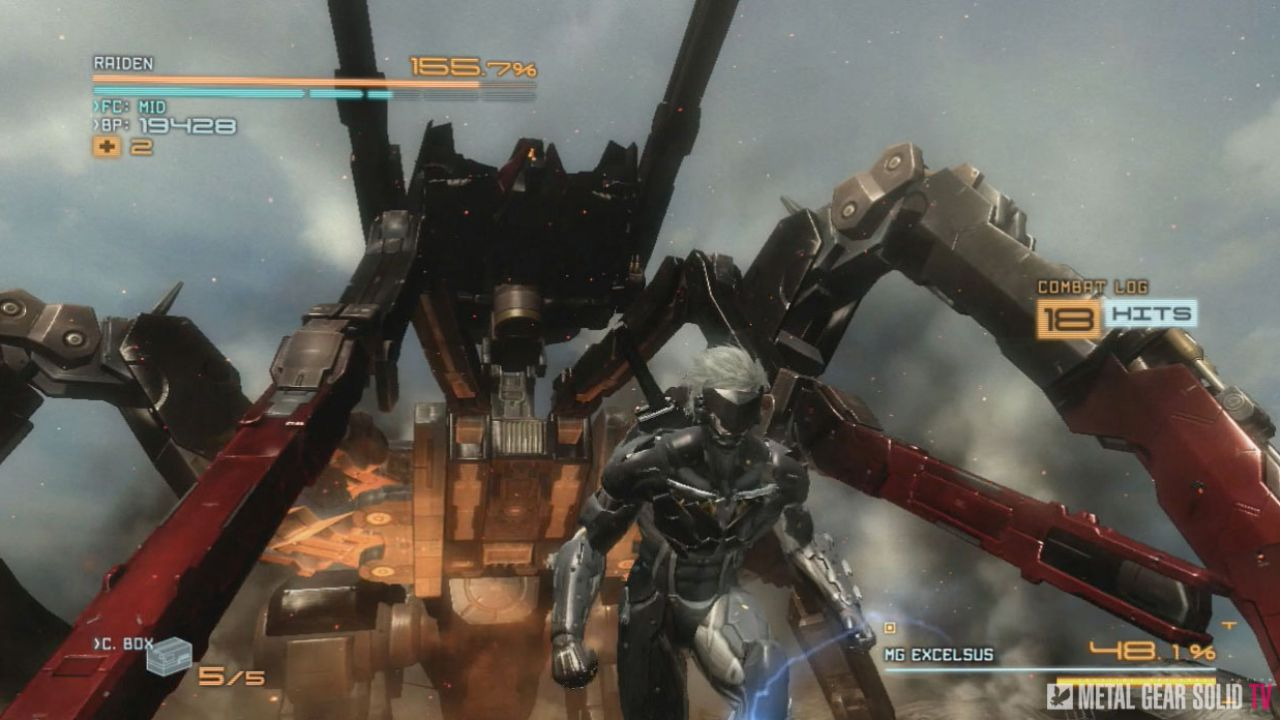 Metal Gear Rising: nuovo trailer