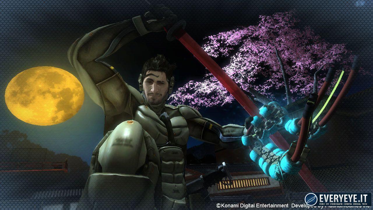 Metal Gear Rising: nuovo trailer per il DLC di JetStream