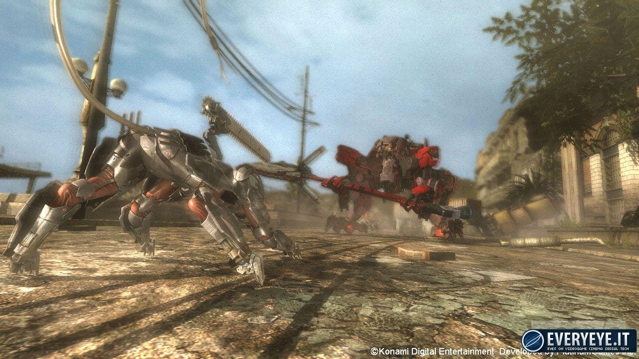 Metal Gear Rising: Revengeance disponibile su PC tramite Steam