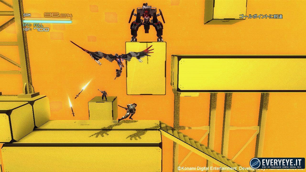 Metal Gear Rising Revengeance disponibile prossimamente su PC via digital delivery