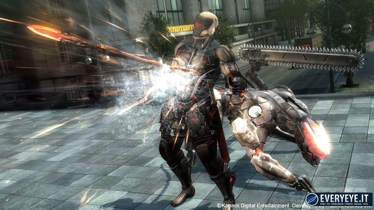 Metal Gear Rising: Revengeance, problemi con il gioco offline su PC