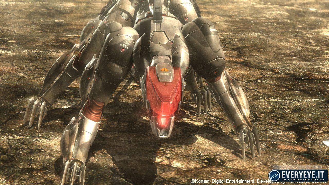 Metal Gear Rising: Revengeance, requisiti versione PC