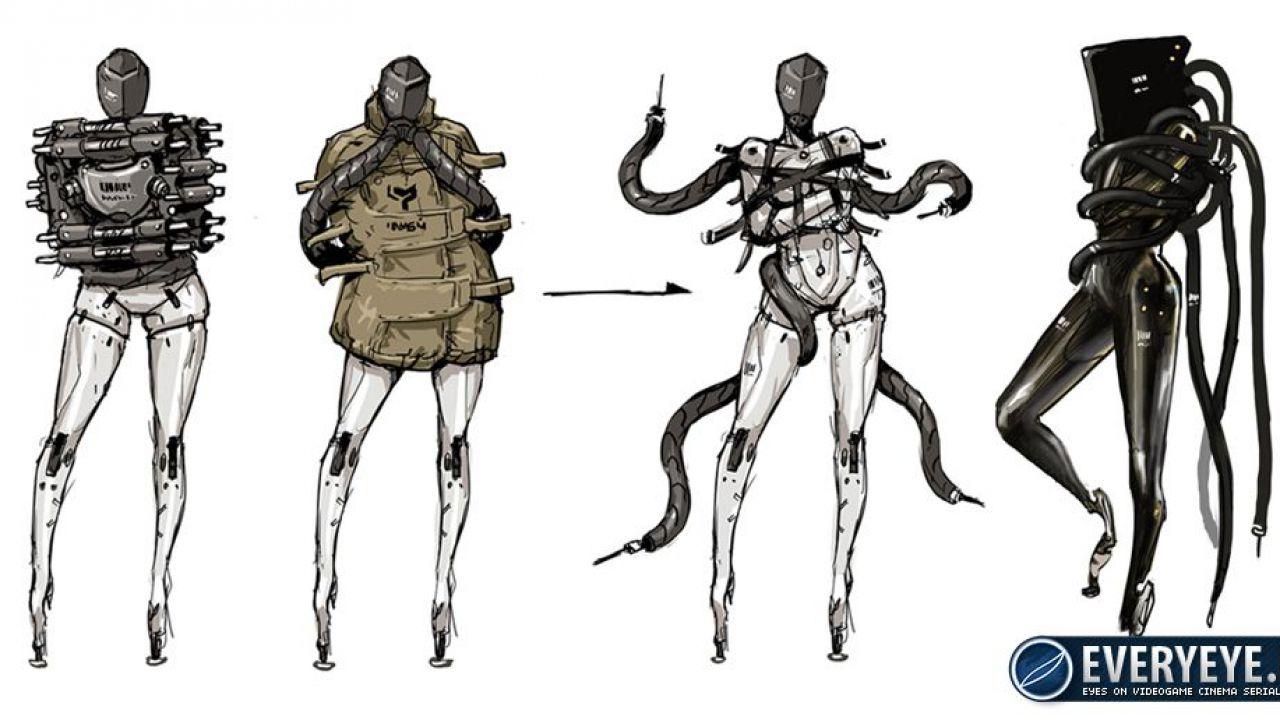 Metal Gear Rising: Revengeance - rivelata la box art dedicata al Nord America