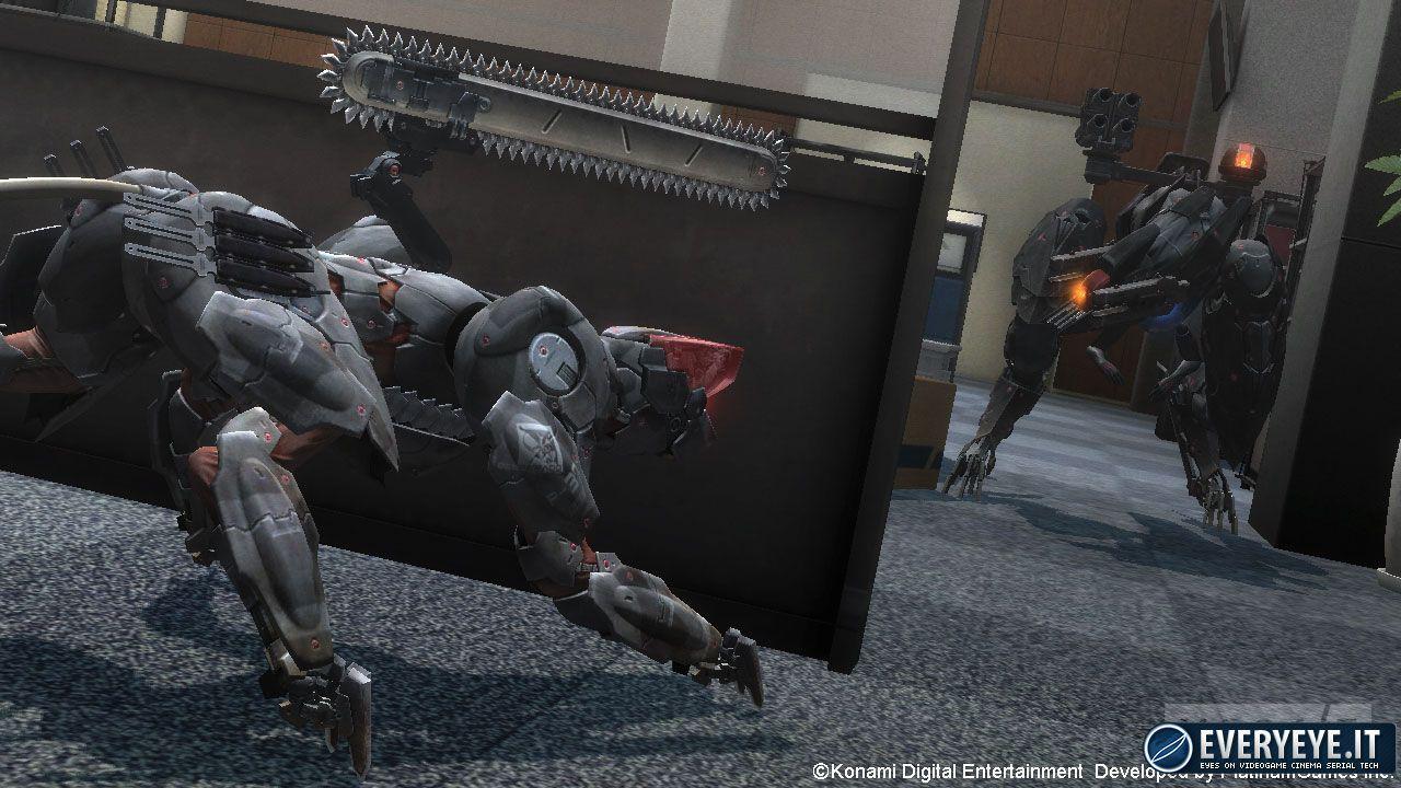 Metal Gear Rising: Revengeance, la versione PC arriverà molto presto