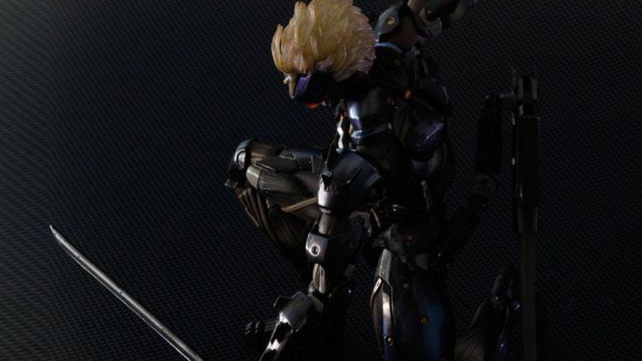 Metal Gear Rising: la skin del Cyborg Ninja sarà inclusa in tutte le copie europee