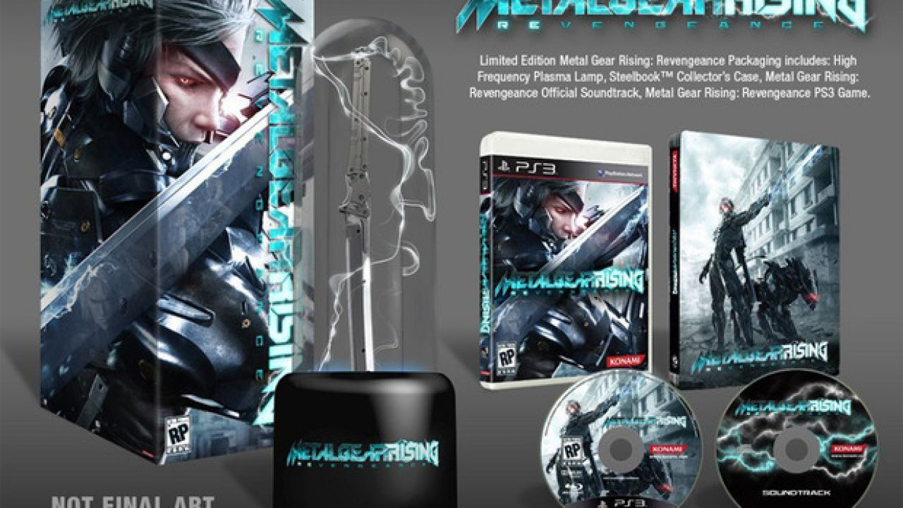 Metal Gear Rising: video off-screen della demo TGS 2012