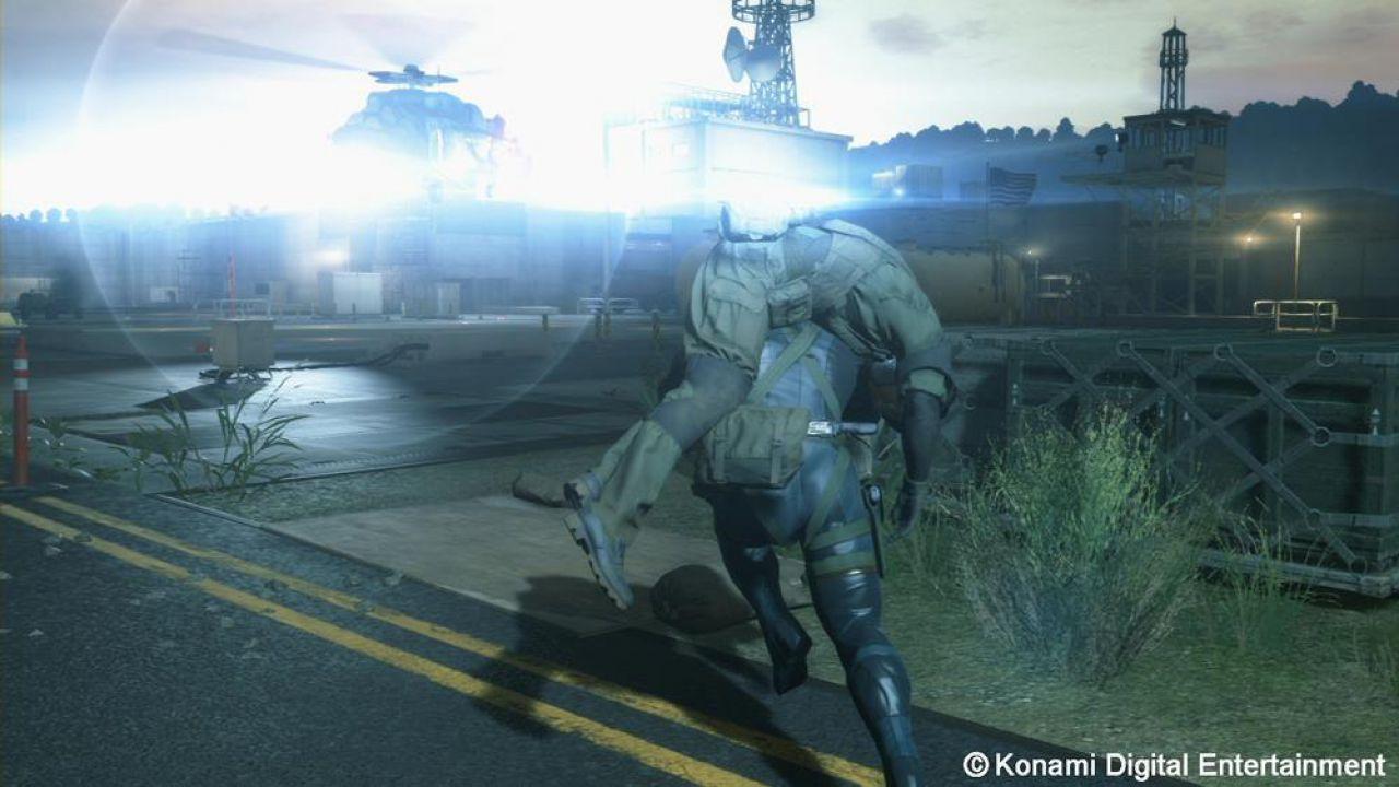 Metal Gear Solid 5 Ground Zeroes: cambiano i requisiti per la versione PC
