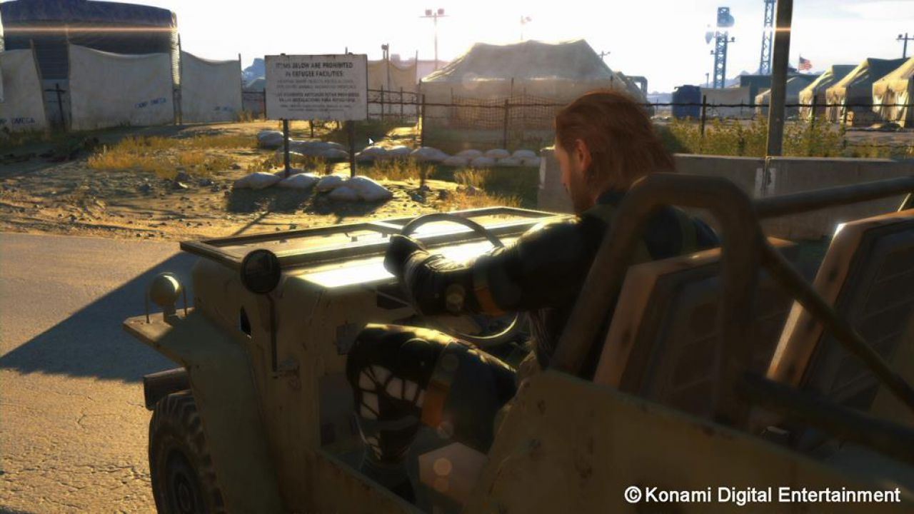 Metal Gear Solid 5 Ground Zeroes: la demo PC si mostra in video