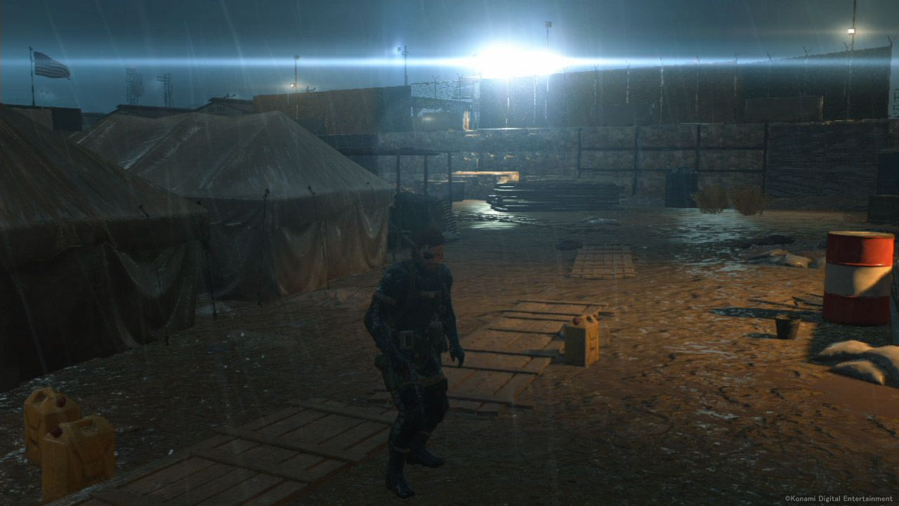 Metal Gear Solid 5 Ground Zeroes diventa un FPS con una mod