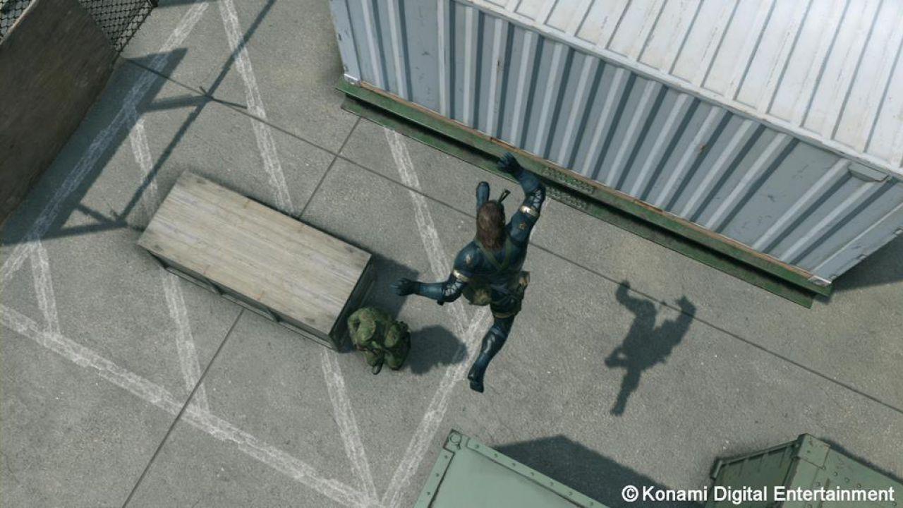 Metal Gear Solid 5 Ground Zeroes: Hideo Kojima mostrerà la versione PC in streaming dalle 12:00