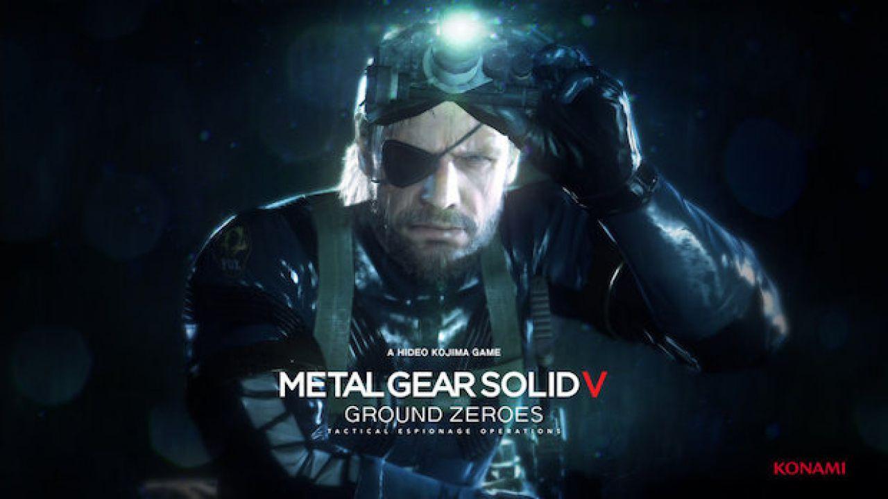 Metal Gear Solid 5: Ground Zeroes - Kojima conferma la censura in Giappone