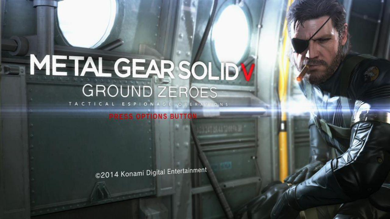 Metal Gear Solid 5 Ground Zeroes: Konami taglia il prezzo