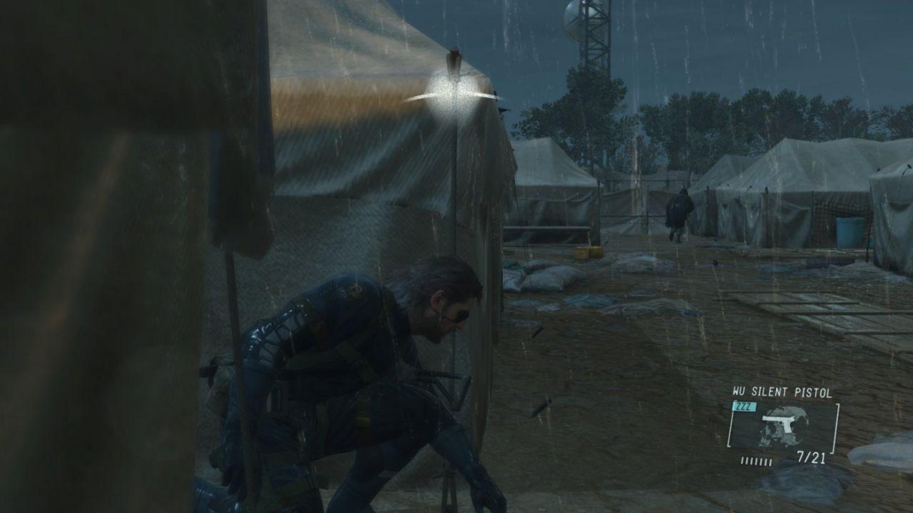 Metal Gear Solid 5 Ground Zeroes: l'installazione su PlayStation 4 richiede meno di 20 secondi