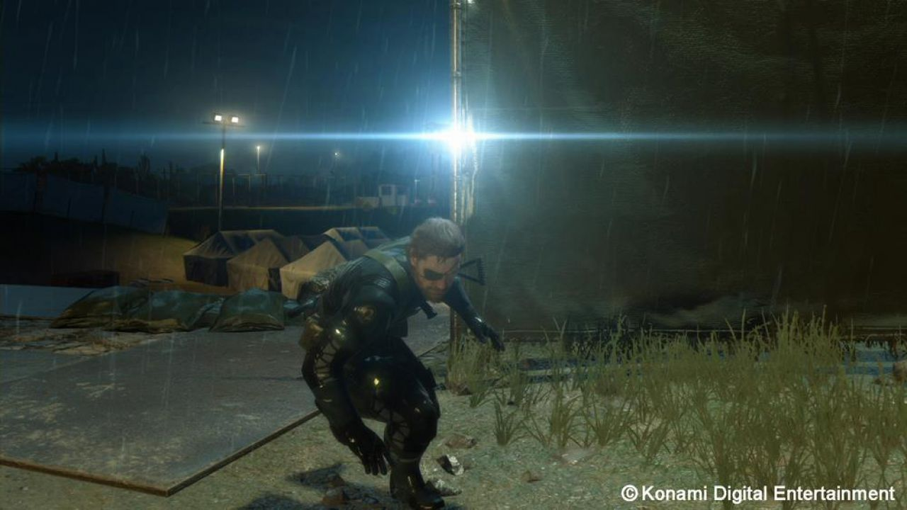 Metal Gear Solid 5 Ground Zeroes: Nuove immagini comparative