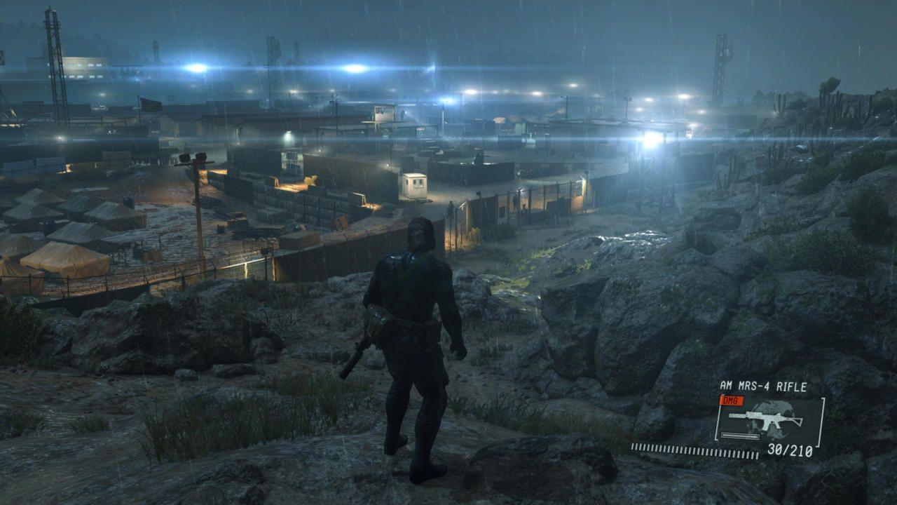 Metal Gear Solid 5 Ground Zeroes: pubblicata una patch per la versione PC
