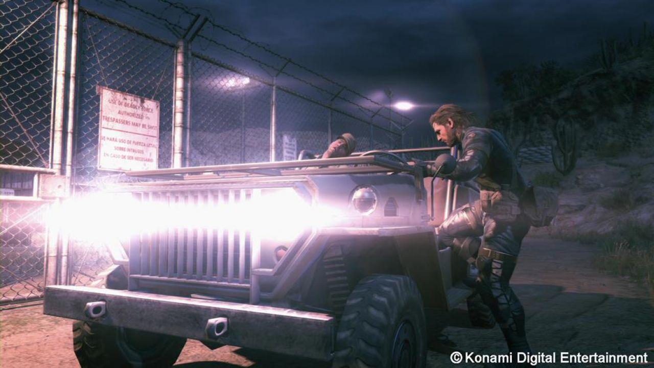 Metal Gear Solid 5 Ground Zeroes: i requisiti per la versione PC verranno rivelati domani