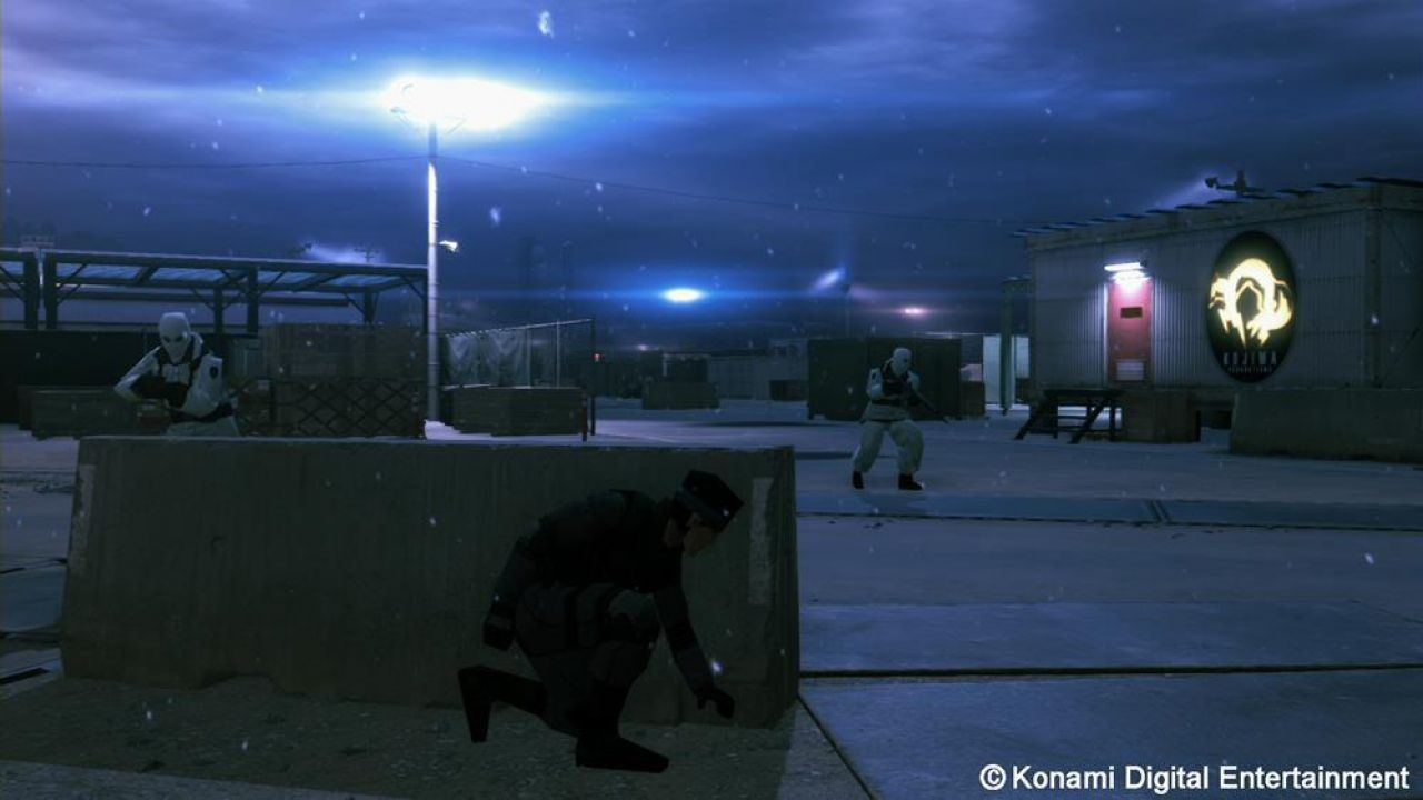 Metal Gear Solid 5 Ground Zeroes: rivelati i requisiti PC