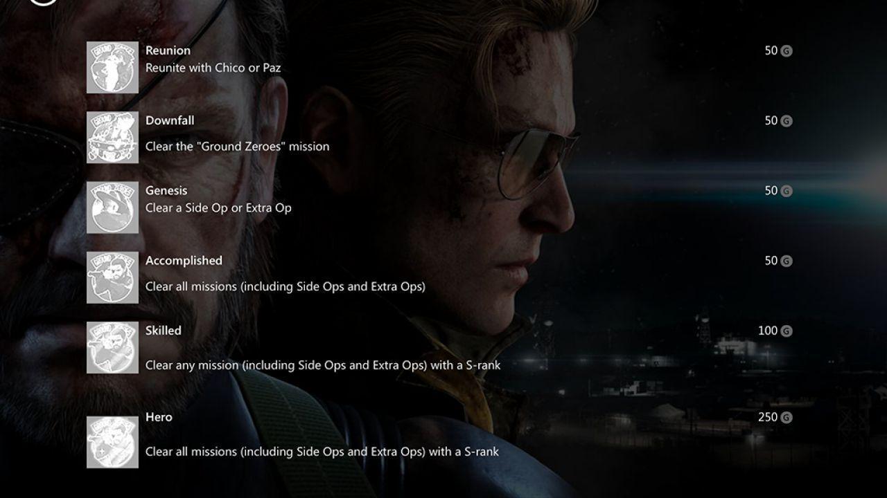 Metal Gear Solid 5 Ground Zeroes, solo 2 GB per la versione PlayStation 3