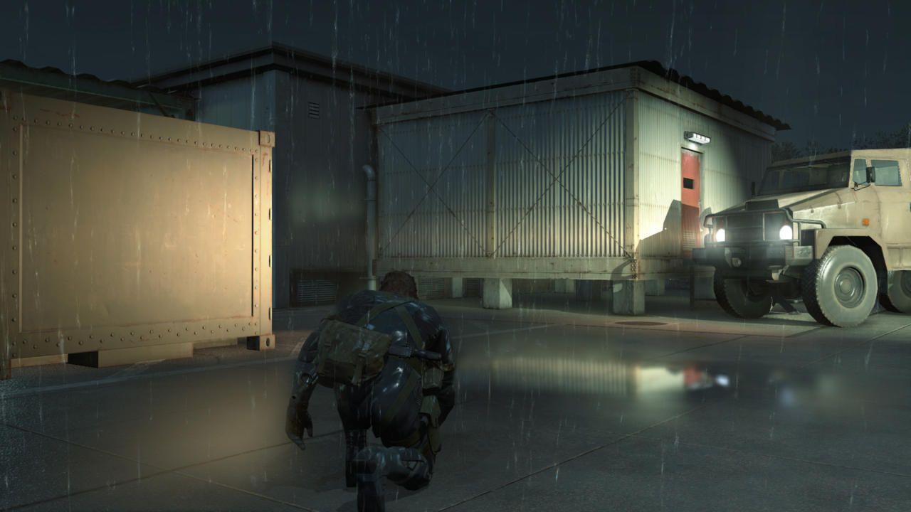 Metal Gear Solid 5 Ground Zeroes: Una mod permette di vestire i panni di Hideo Kojima