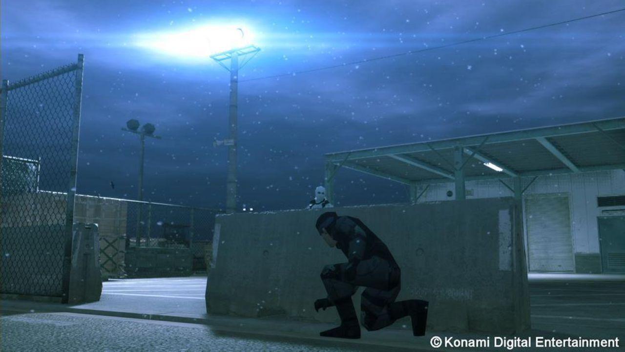 Metal Gear Solid 5 Ground Zeroes: la versione PC girerà a 60fps
