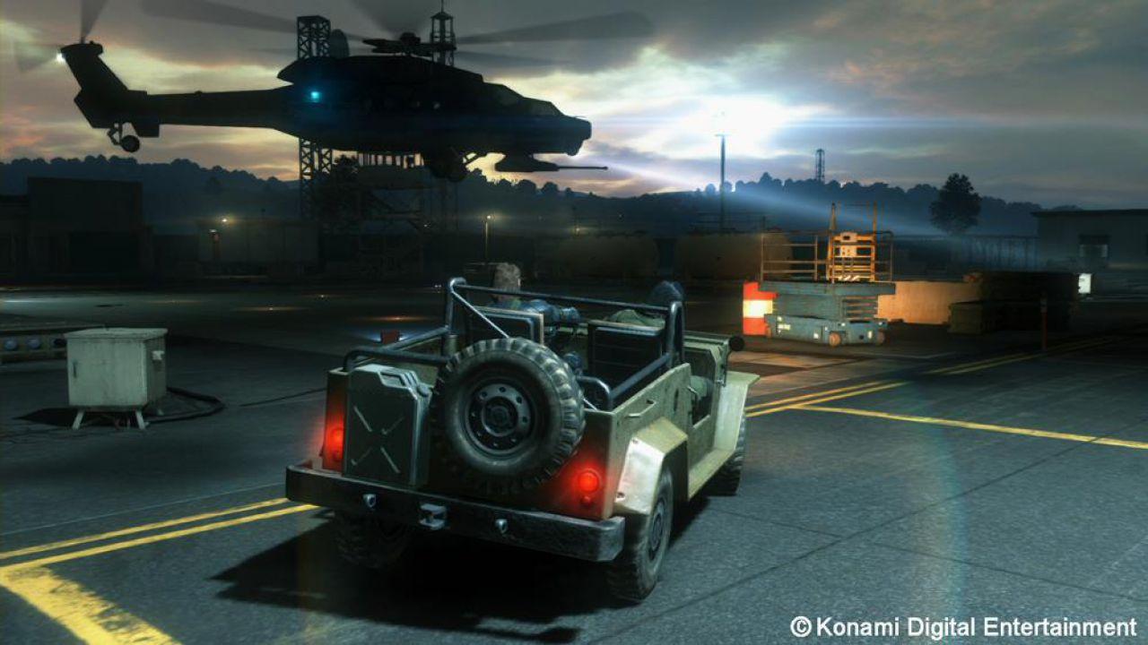 Metal Gear Solid 5 Ground Zeroes: la versione PC verrà mostrata domani