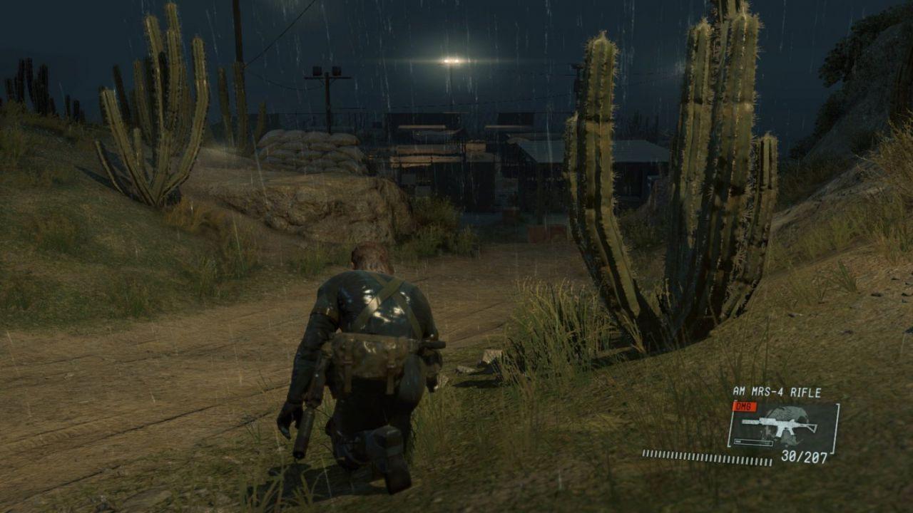 Metal Gear Solid 5 Ground Zeroes: la versione PlayStation 4 pesa 3.82 GB