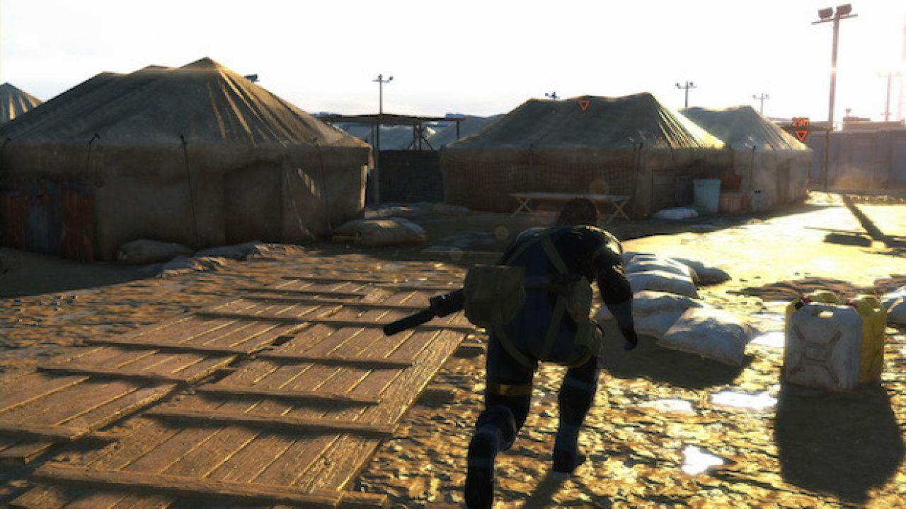 Metal Gear Solid 5: Ground Zeros in diretta streaming alle ore 17:00 su Everyeye.it